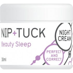 NIP & TUCK BEAUTY SLEEP NIGHT CREAM PLUMPS SKIN STOPS SAGGING