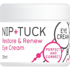 NIP & TUCK RESTORE & RENEW EYE CREAM YOUNGER ANTI-AGING