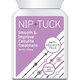 NIP & TUCK SMOOTH & IMPROVE ANTI-CELLULITE PILLS TIGHT TONED