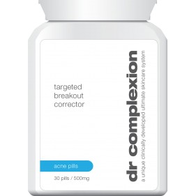 DR COMPLEXION TARGETED BREAKOUT CORRECTOR ACNE PILLS STOP