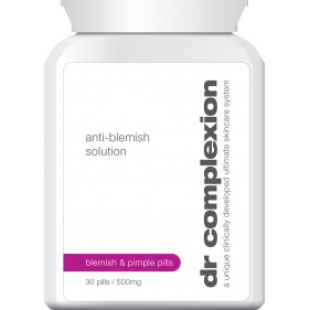 DR COMPLEXION ANTI BLEMISH SOLUTION BLEMISH & PIMPLE PILL