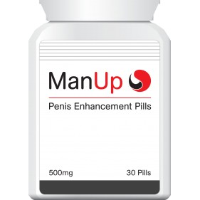 Man Up Penis Enlargement Pill