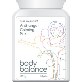BODY BALANCE ANTI ANGER CALMING PILLS STOP SHORT FUSE