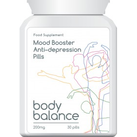 BODY BALANCE MOOD BOOSTER ANTI DEPRESSION PILLS