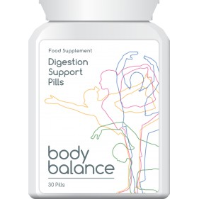 BODY BALANCE DIGESTION SUPPORT PILL - STOP WIND