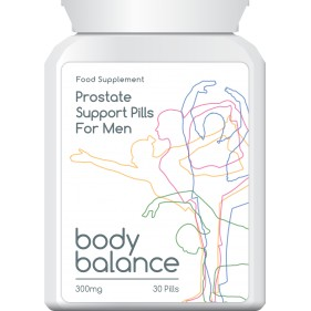 BODY BALANCE PROSTATE SUPPORT PILL MALE HEALTH