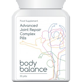 BODY BALANCE ADVANCED JOINT REPAIR COMPLEX PILL STOP ACHES