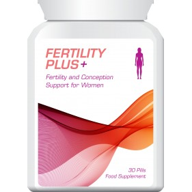 FERTILITY PLUS FEMALE FERTILITY & CONCEPTION SUPPORT PILLS