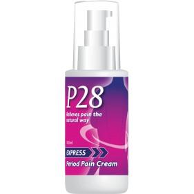P28 EXPRESS PERIOD PAIN CREAM STOP MENSTRUAL CRAMPS