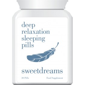 SWEET DREAMS DEEP RELAXATION SLEEPING PILLS
