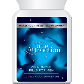 TRUE ATTRACTION PHEROMONE PILLS FOR MEN – SEDUCE
