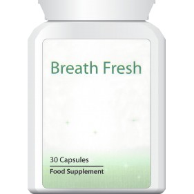 Breath Fresh Bad Breath Remedy