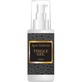 AGENT SEDUCTION TINGLE GEL – EXTREME SENSATIONS INCREASE