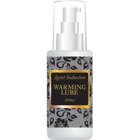 AGENT SEDUCTION WARMING LUBE – HOT AND HORNY