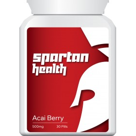 Acai Berry Muscle Pill