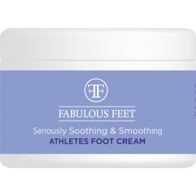 FABULOUS FEET SERIOUSLY SOOTHING & SMOOTHING ATHLETES FOOT