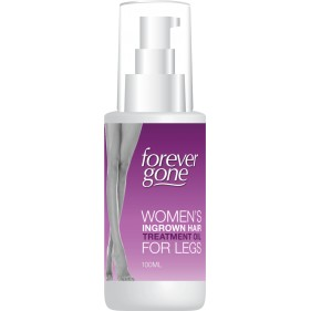 FOREVER GONE WOMENS INGROWN HAIR TREATMENT OIL FOR LEGS