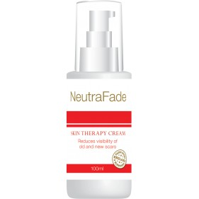 NEUTRA FADE SKIN THERAPY CREAM REDUCES VISIBILITY OF SCAR