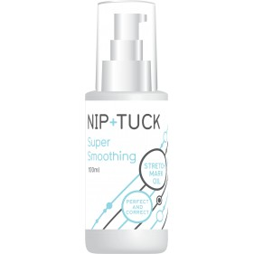 NIP & TUCK SUPER SMOOTHING STRETCH MARK OIL – STOP & PREVENT