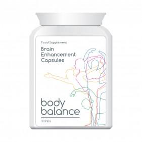 BODY BALANCE BRAIN ENHANCEMENT PILLS