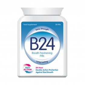 B24 BREATH FRESHENING CAPSULES – STOP BAD BREATH