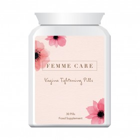 FEMME CARE VAGINA TIGHTENING PILLS – ADVANCED TIGHTER