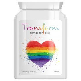 TRANSFORM HORMONE FEMINIZER PILLS – LADYBOY