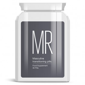 MR MASCULINE TRANSITIONING PILLS – MASCULINIZE
