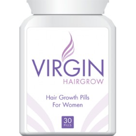 Virgin Hairgrow Hair Growth Pill for Women