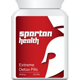 Spartan Health Detox Pills