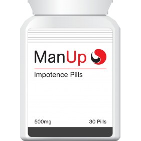 Man Up Impotence / Erection Pills