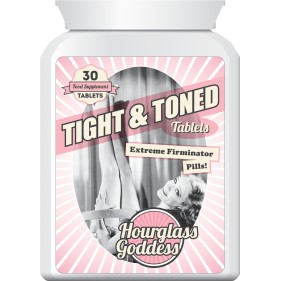 Tight & Toned Capsules Hourglass Goddess