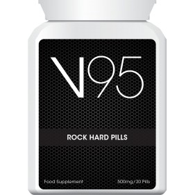 V95 Rock HARD Pills