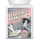 Hourglass Goddess Beautifully Bronzed tanning pills