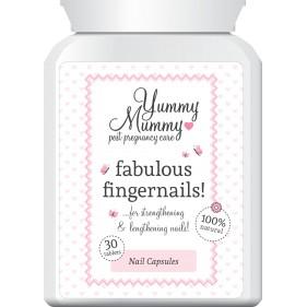 Yummy Mummy Fabulous Fingernails Nail Capsules