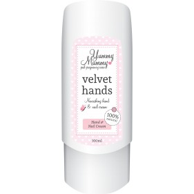 Yummy Mummy Velvet Hands for Hands and Nail Cream