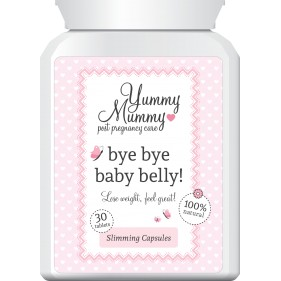 Yummy Mummy Bye Bye Baby Belly
